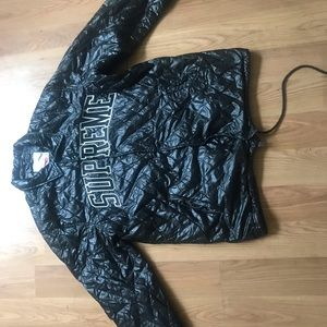 Supreme quilted jacket